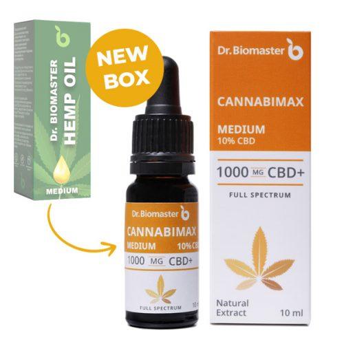 Cannabimax medium - масло от коноп на топ цена