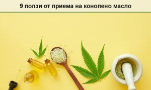 9 научно доказани ползи от приема на CBD масла